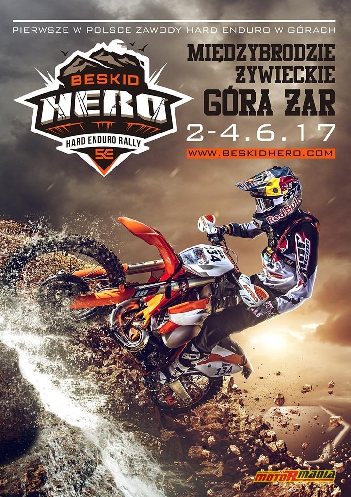 Plakat Beskid Hero 2017 (2)