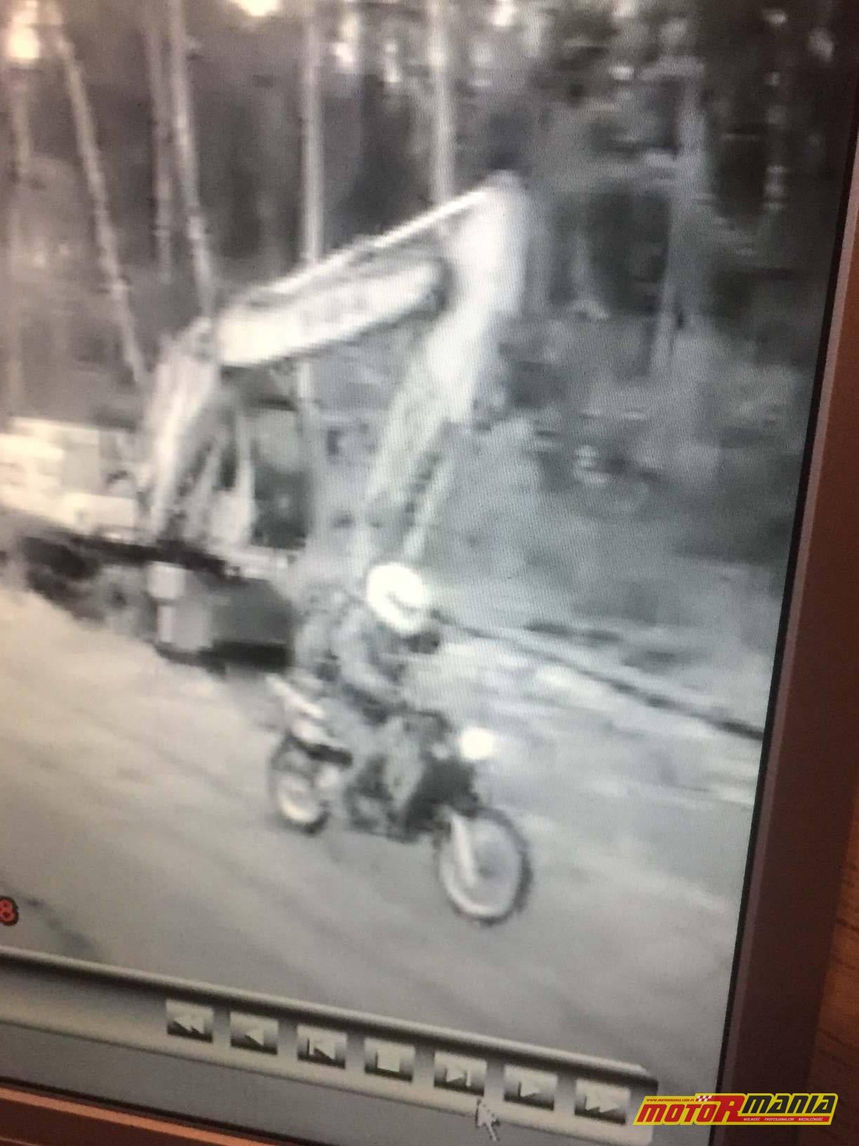 Zielonka - motocyklista potracił dziewczynke i uciekl (4)