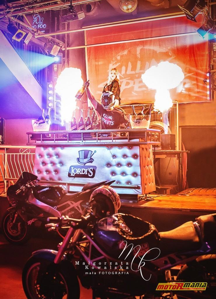 lordis klub motocykle stunt