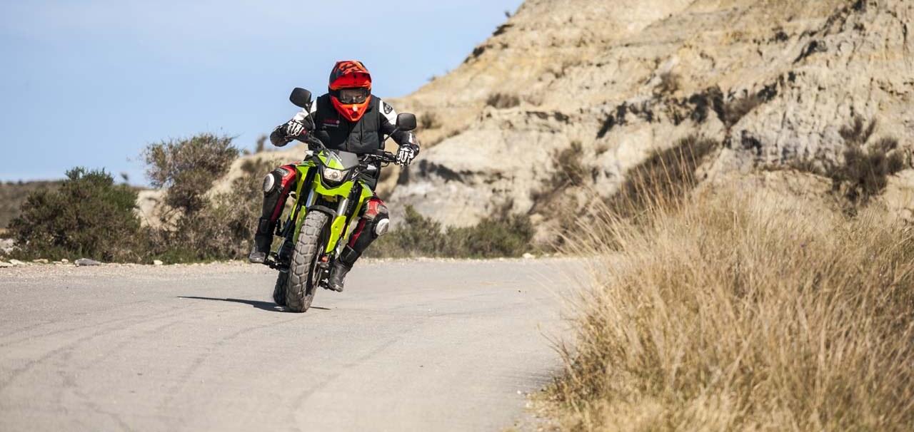 Barton Hyper 125 - MotoRmania test motocykla (1) foto-Tomazi_pl