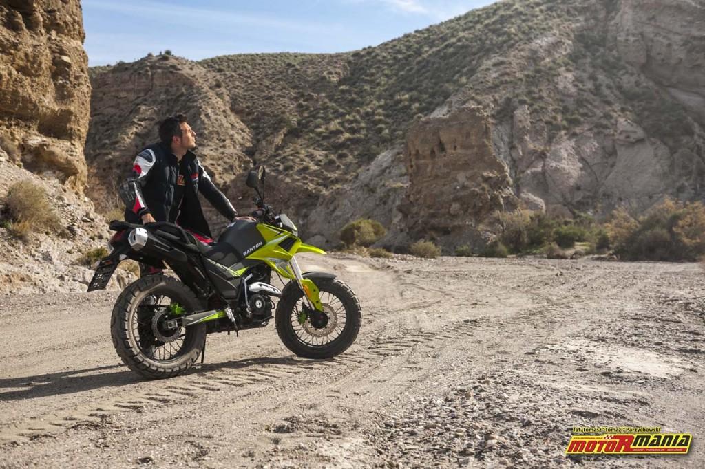 Barton Hyper 125 - MotoRmania test motocykla (10) foto-Tomazi_pl