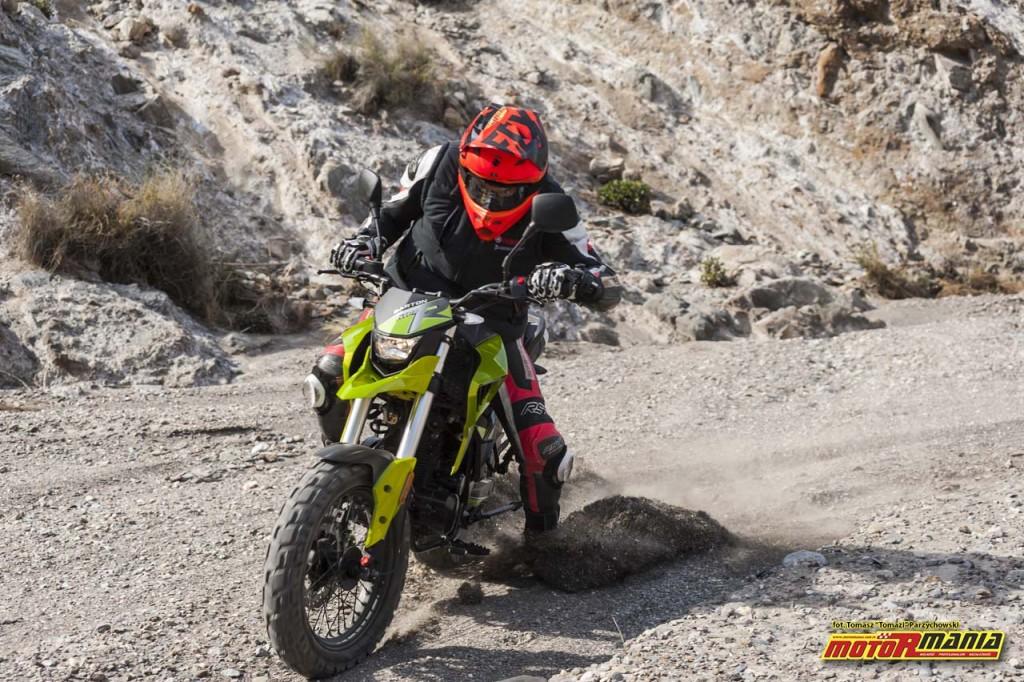 Barton Hyper 125 - MotoRmania test motocykla (11) foto-Tomazi_pl