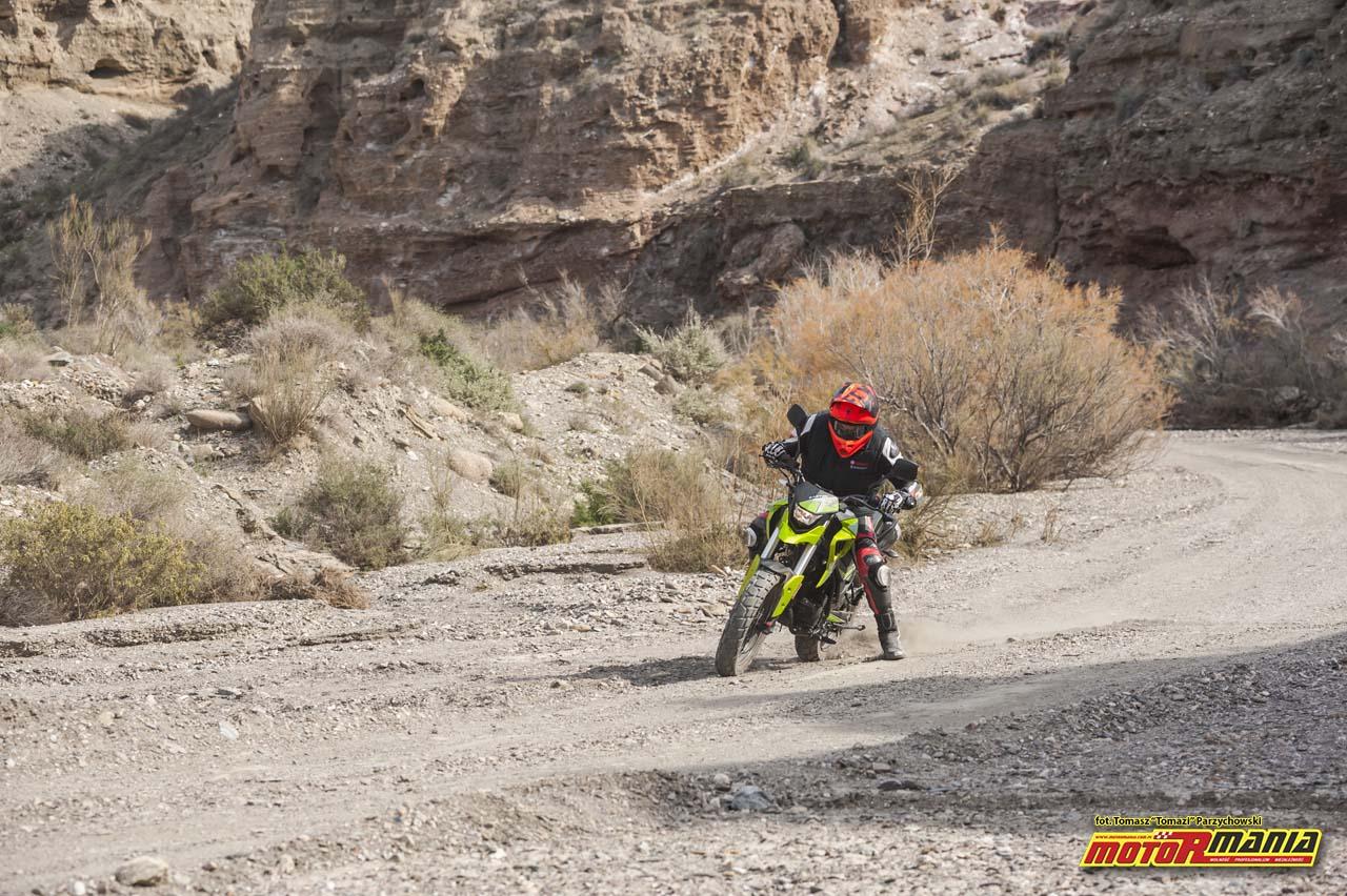 Barton Hyper 125 - MotoRmania test motocykla (12) foto-Tomazi_pl