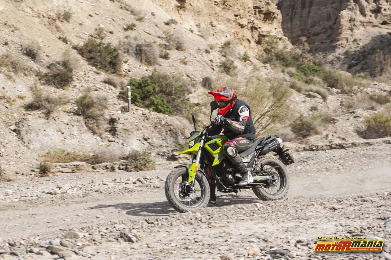 Barton Hyper 125 - MotoRmania test motocykla (13) foto-Tomazi_pl