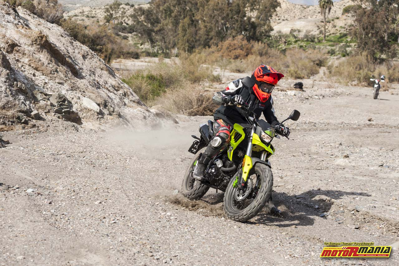 Barton Hyper 125 - MotoRmania test motocykla (14) foto-Tomazi_pl