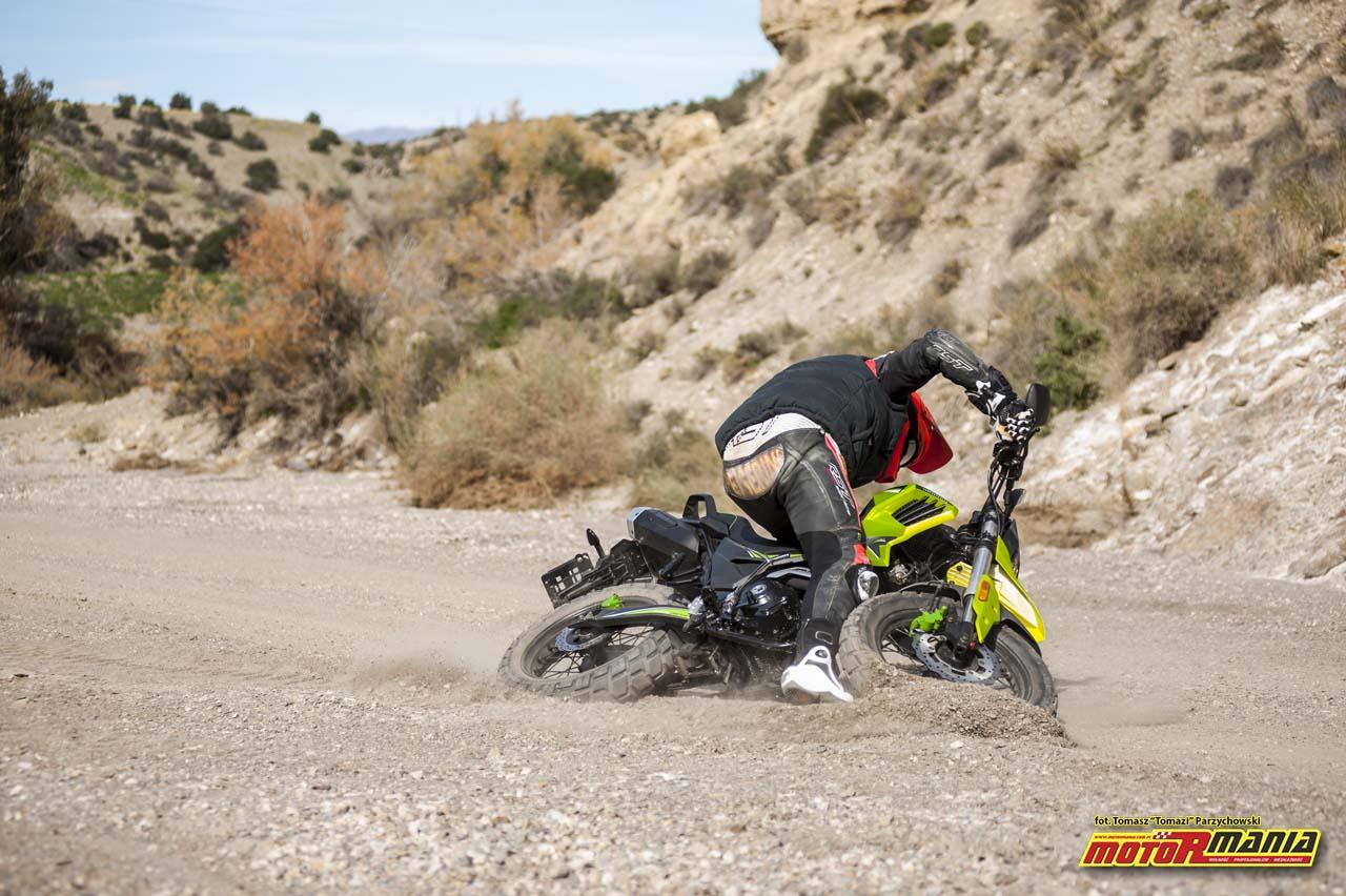 Barton Hyper 125 - MotoRmania test motocykla (15) foto-Tomazi_pl