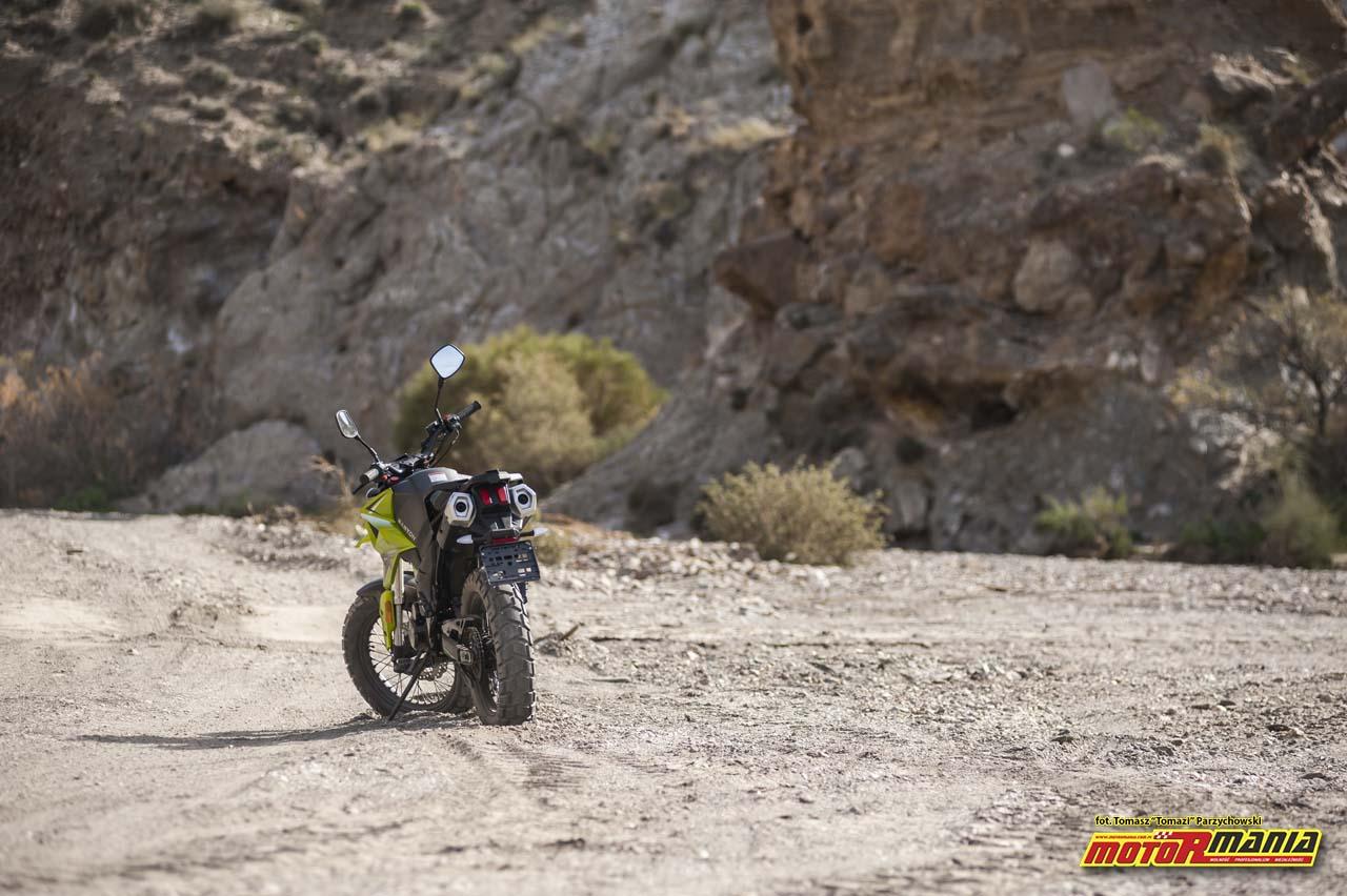 Barton Hyper 125 - MotoRmania test motocykla (16) foto-Tomazi_pl