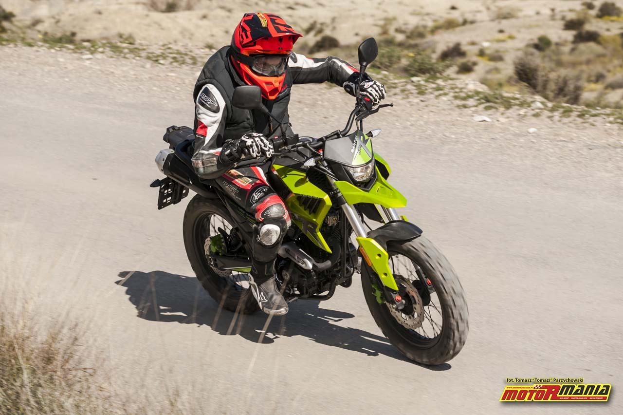 Barton Hyper 125 - MotoRmania test motocykla (3) foto-Tomazi_pl