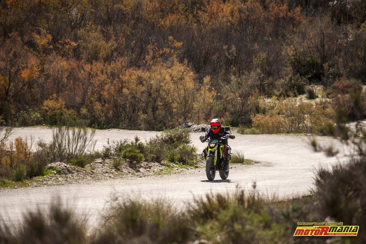 Barton Hyper 125 - MotoRmania test motocykla (4) foto-Tomazi_pl
