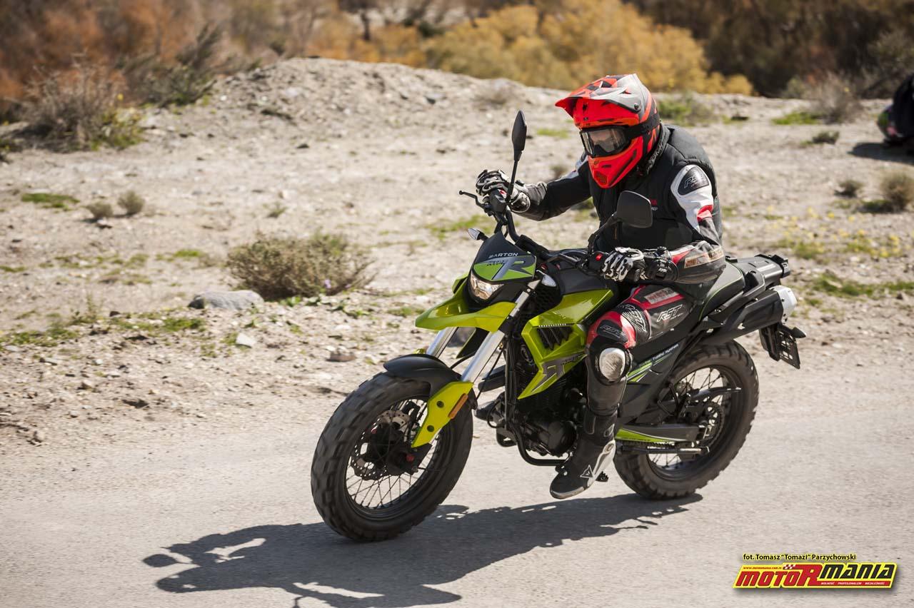 Barton Hyper 125 - MotoRmania test motocykla (5) foto-Tomazi_pl