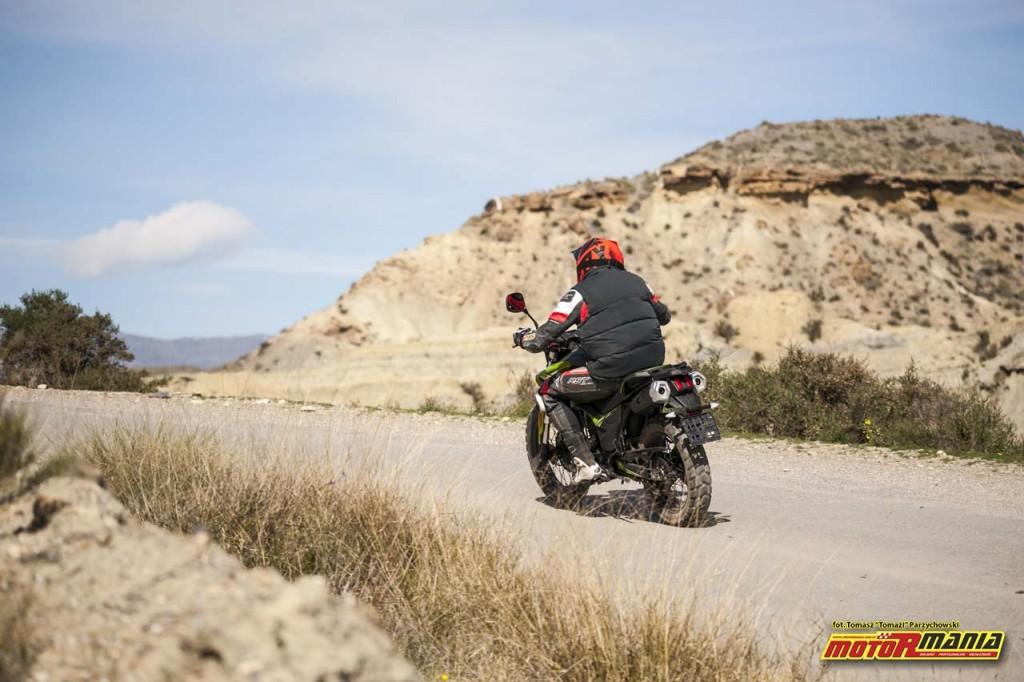 Barton Hyper 125 - MotoRmania test motocykla (6) foto-Tomazi_pl
