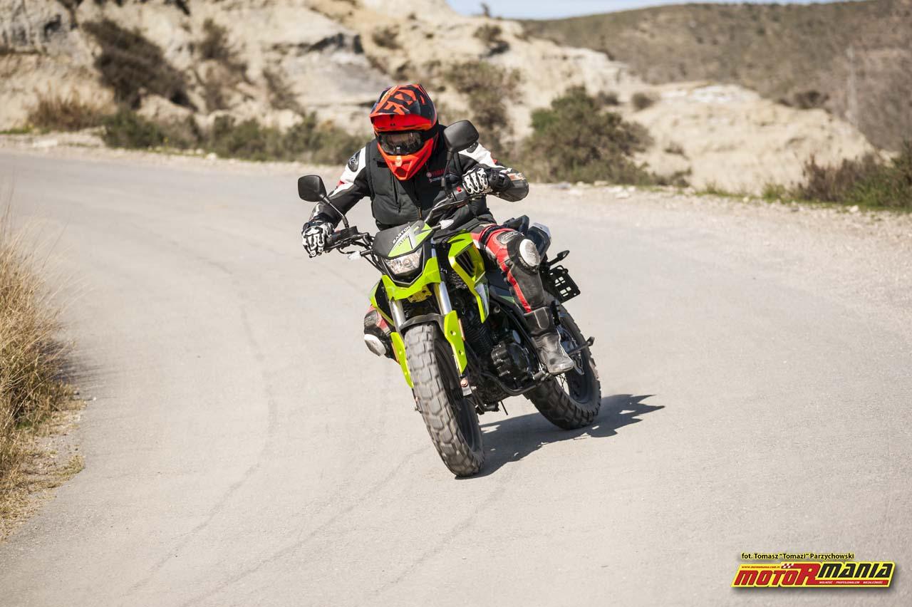 Barton Hyper 125 - MotoRmania test motocykla (8) foto-Tomazi_pl