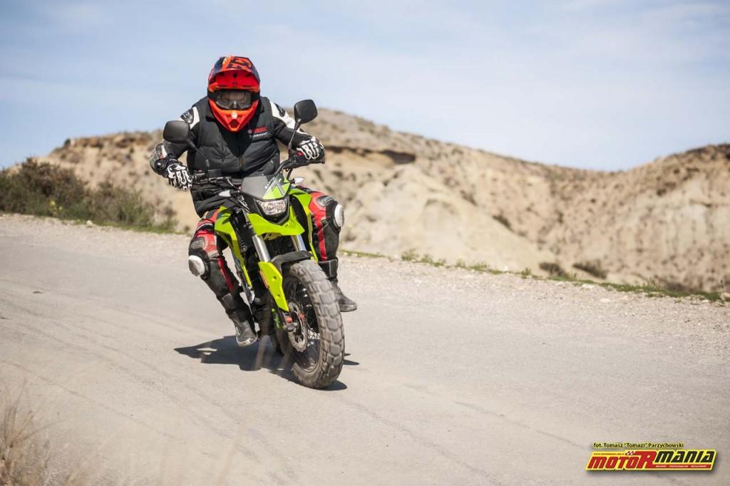 Barton Hyper 125 - MotoRmania test motocykla (9) foto-Tomazi_pl