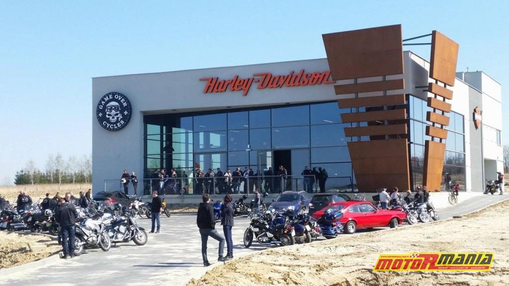 GOC Harley-Davidson Rzeszów