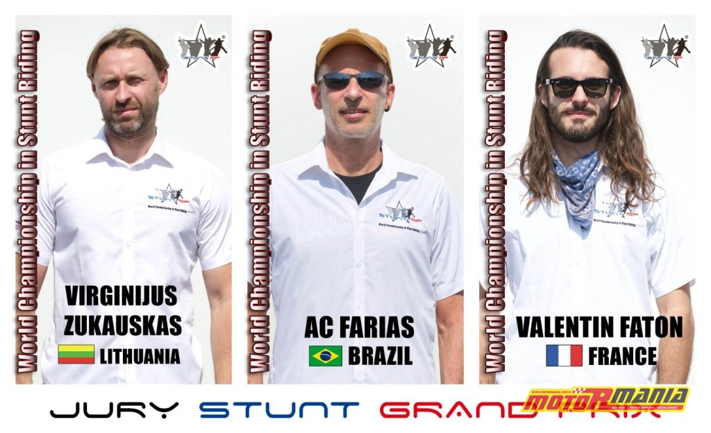 Jury Stunt Grand Prix 2017