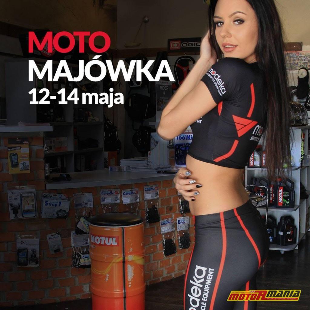 Moto majówka modeka wrocław