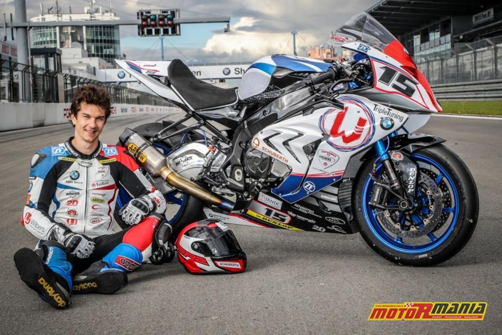 Patryk Kosa Kosiniak nurburgring 1 runda 2017 IDM Superbike (2)
