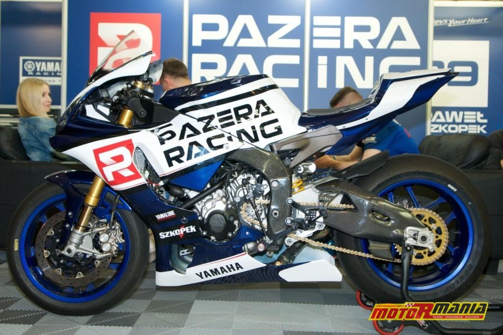 Pazera Racing Yamaha YZF-R1M