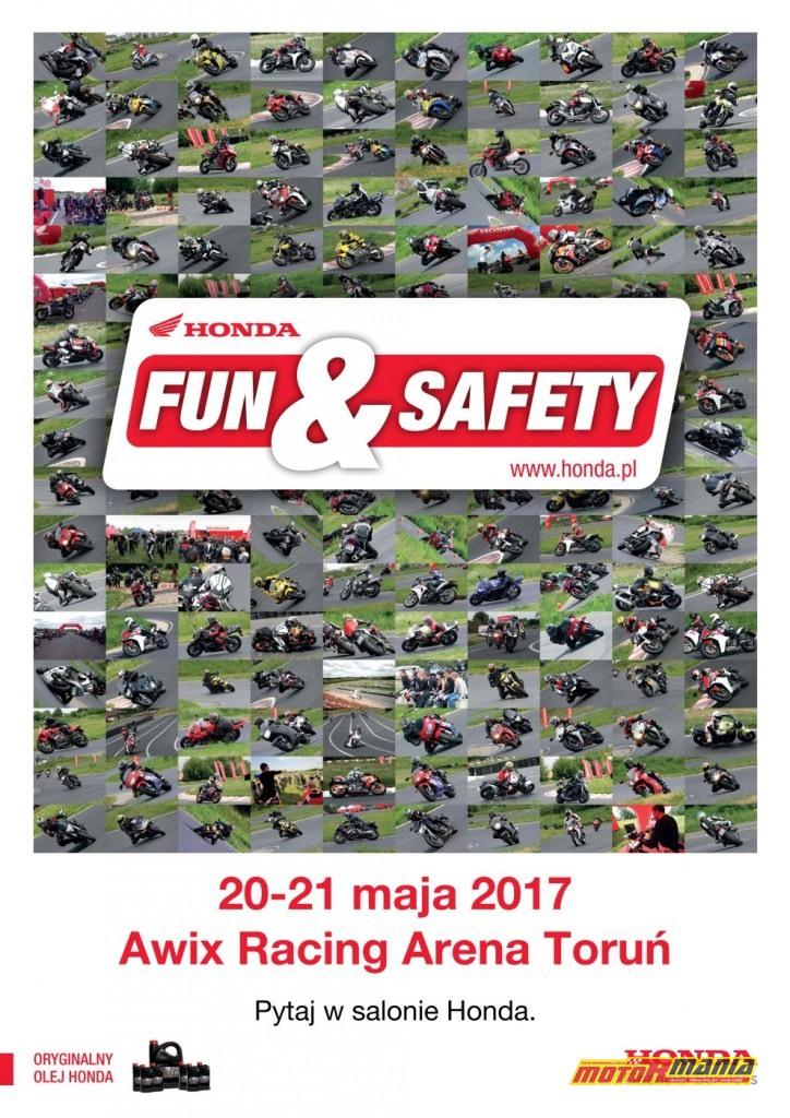 honda fun safety maj 2017 awix arena torun