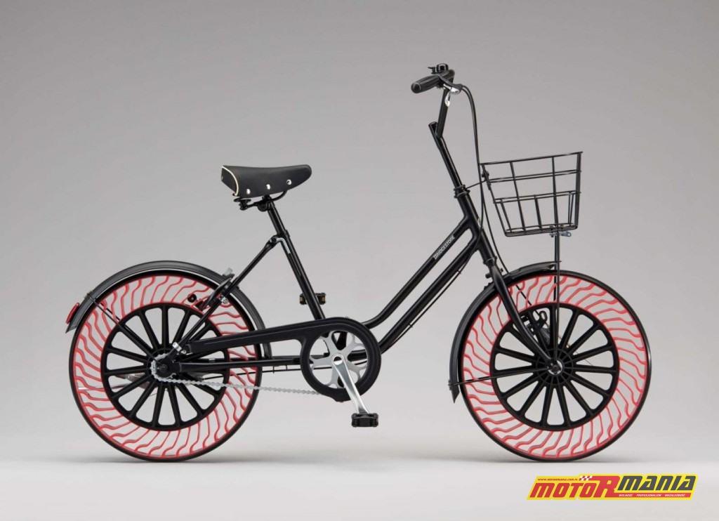 Bridgestone AirFree opona bez powietrza do roweru (2)