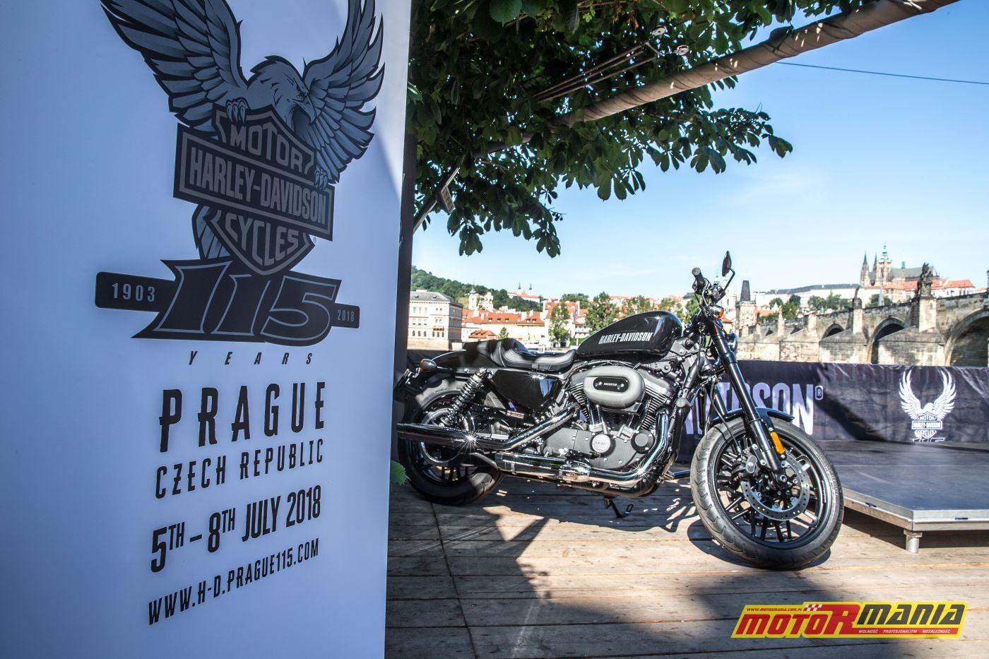 Harley 115 lat praga (2)