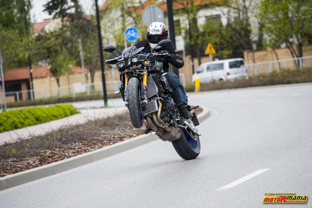MT-10SP Yamaha 2017 Stunt Pasio MotoRmania (4) - fot Tomazi_pl