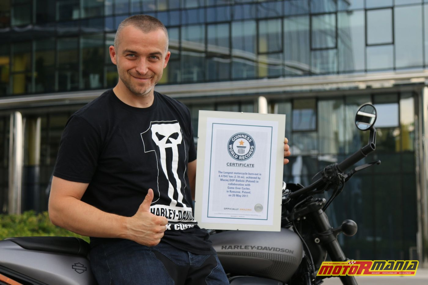 Rekord Guinnessa Maciek DOP Bielicki (2)