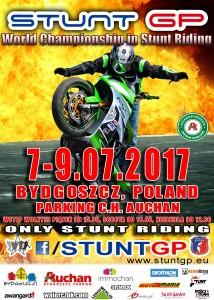 Stunt Grand Prix plakat 2017 — kopia