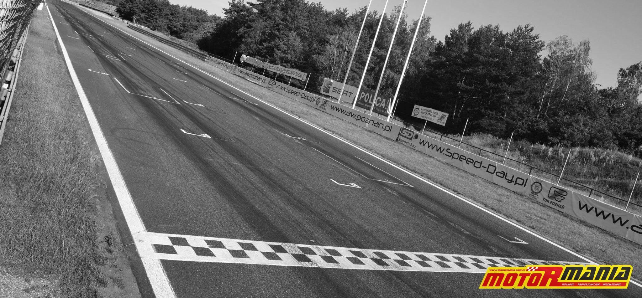 Tor-Poznań koniec speed day