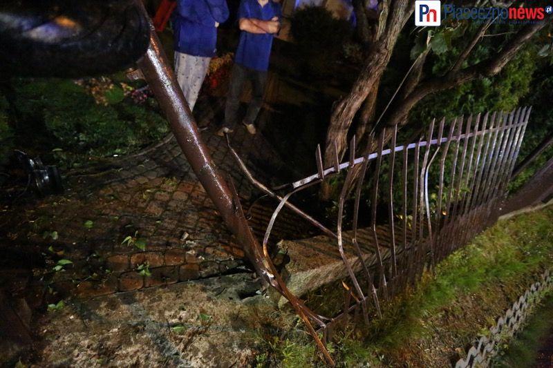 Wypadek motocyklowy gora kalwaria (2) - fot PiasecznoNews_pl