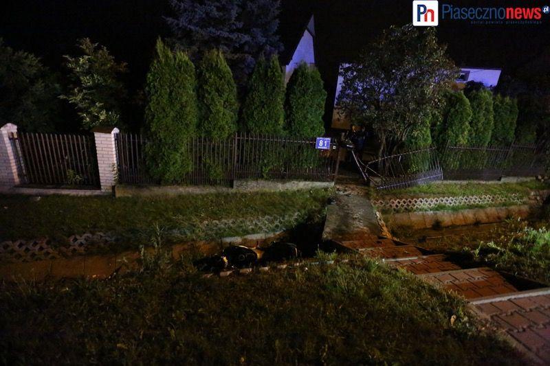 Wypadek motocyklowy gora kalwaria (5) - fot PiasecznoNews_pl