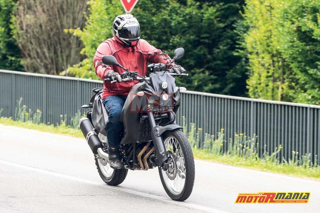 Yamaha MT XT700Z Tenere 2018 zdjecia szpiegowskie (1)