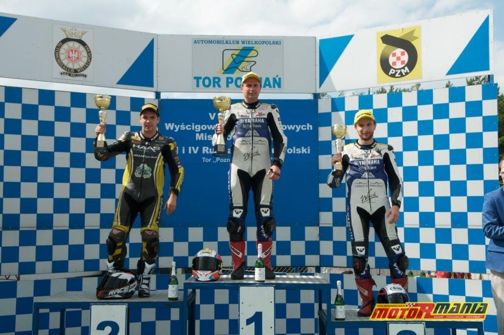 podium superstock1000 niedziela