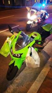 zakupy na motocyklu mandat (2)