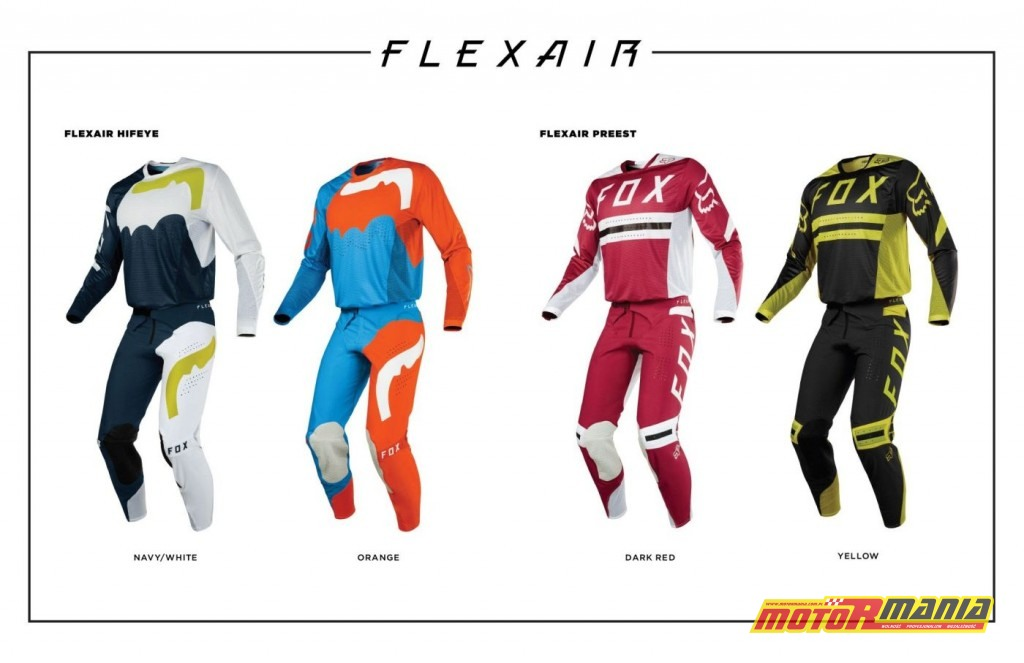 FOX Flexair 2018