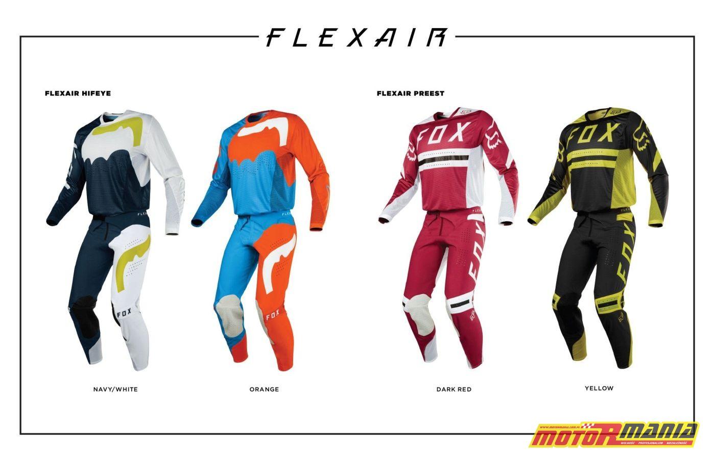 FOX Flexair 2018