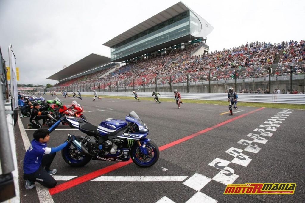 Ewc , 8h, Suzuka, 2017 , Race , Depart