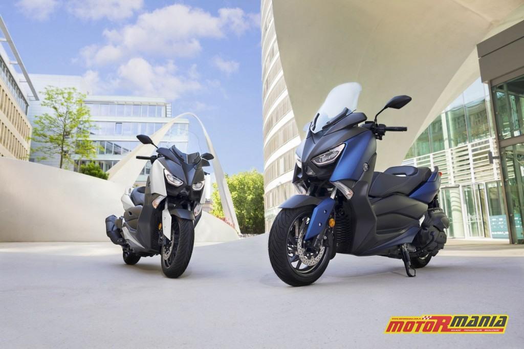 Yamaha X-MAX400 (1)