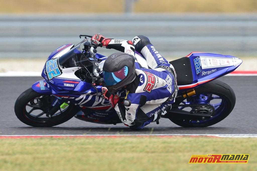 Daniel Blin jedzie na MŚ Supersport 300 (3)