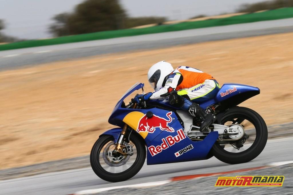 Daniel Blin jedzie na Red Bull Rookies Cup (2)