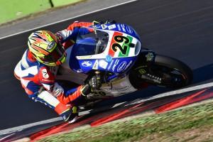 Nicholas Spinelli - Mistrz Moto3