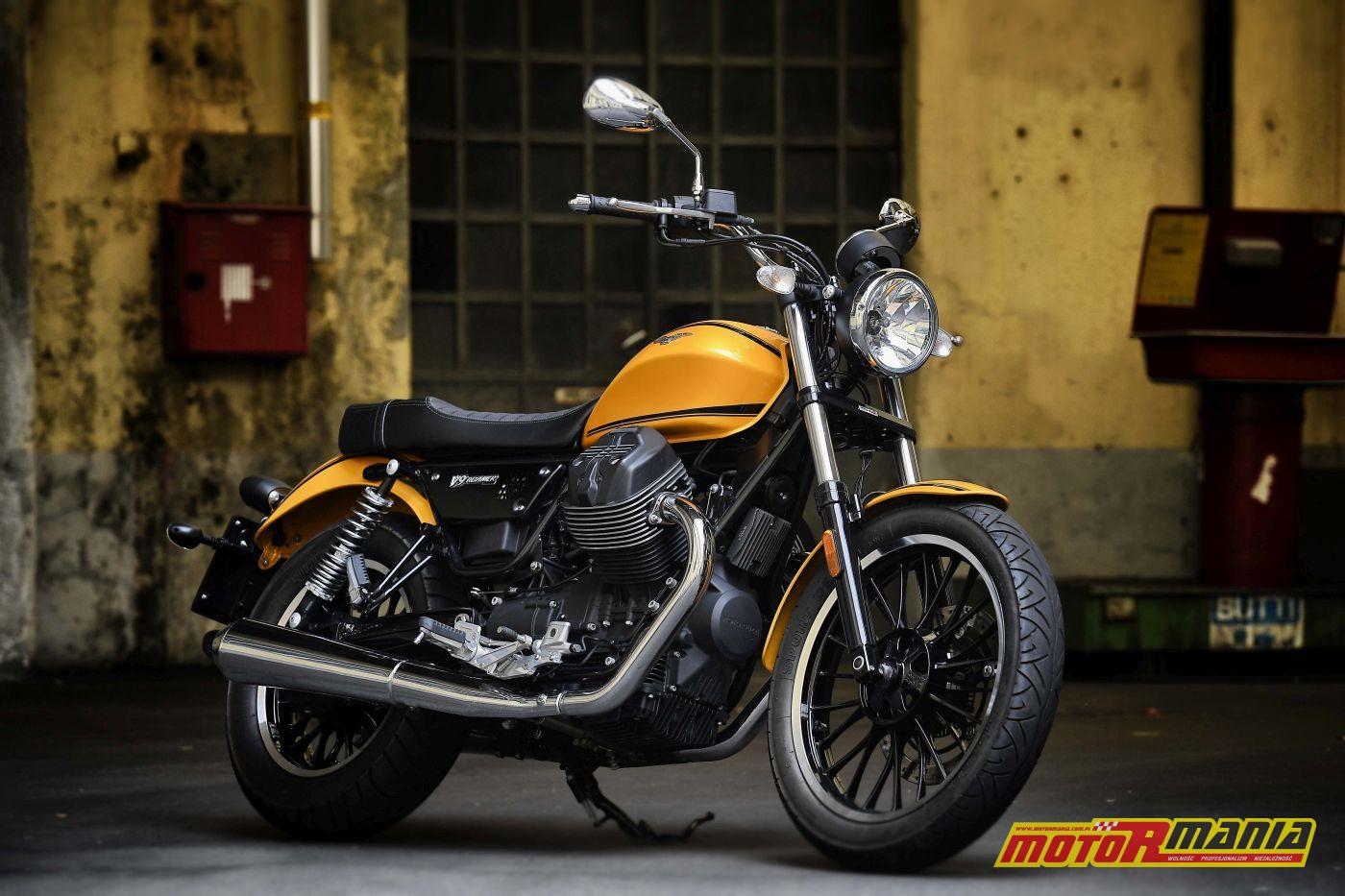 Moto Guzzi V9 Roamer (2)