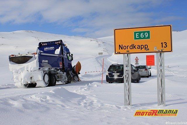 Nordkapp zimą (2)