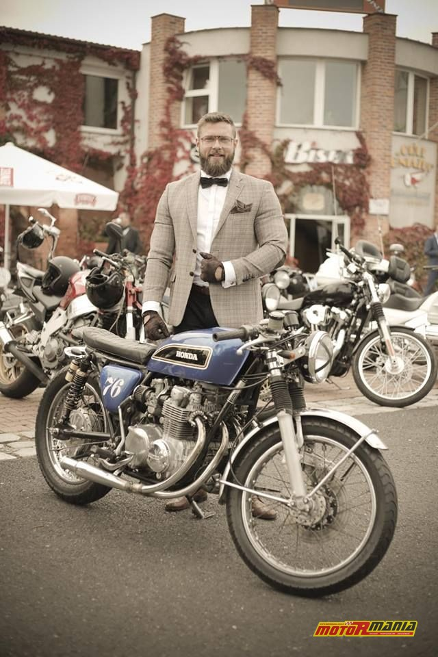 Wrocław 2017 - The Distinguished Gentleman's Ride (12)