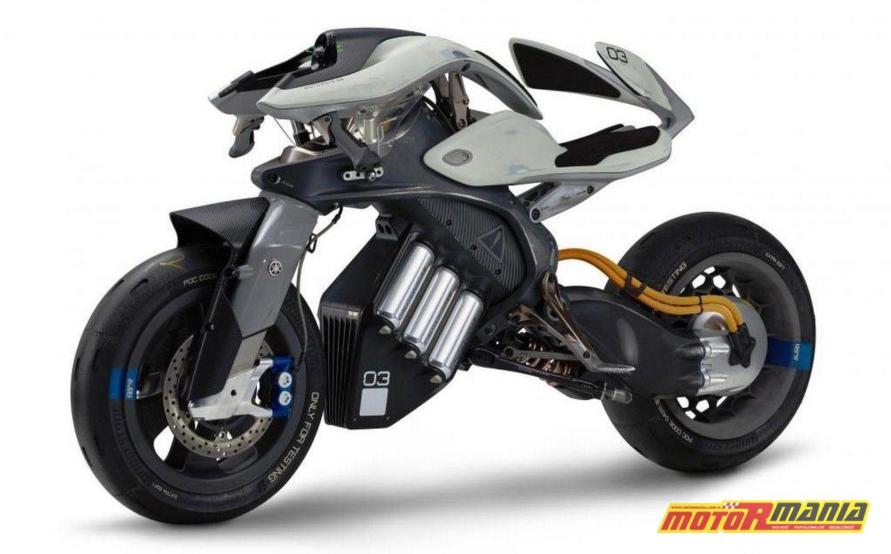Yamaha MOTOROiD concept 2017 (3)