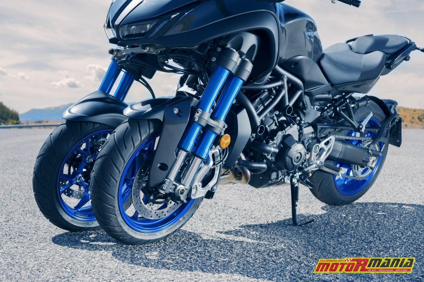 Yamaha Niken MXT850 2018 (21)