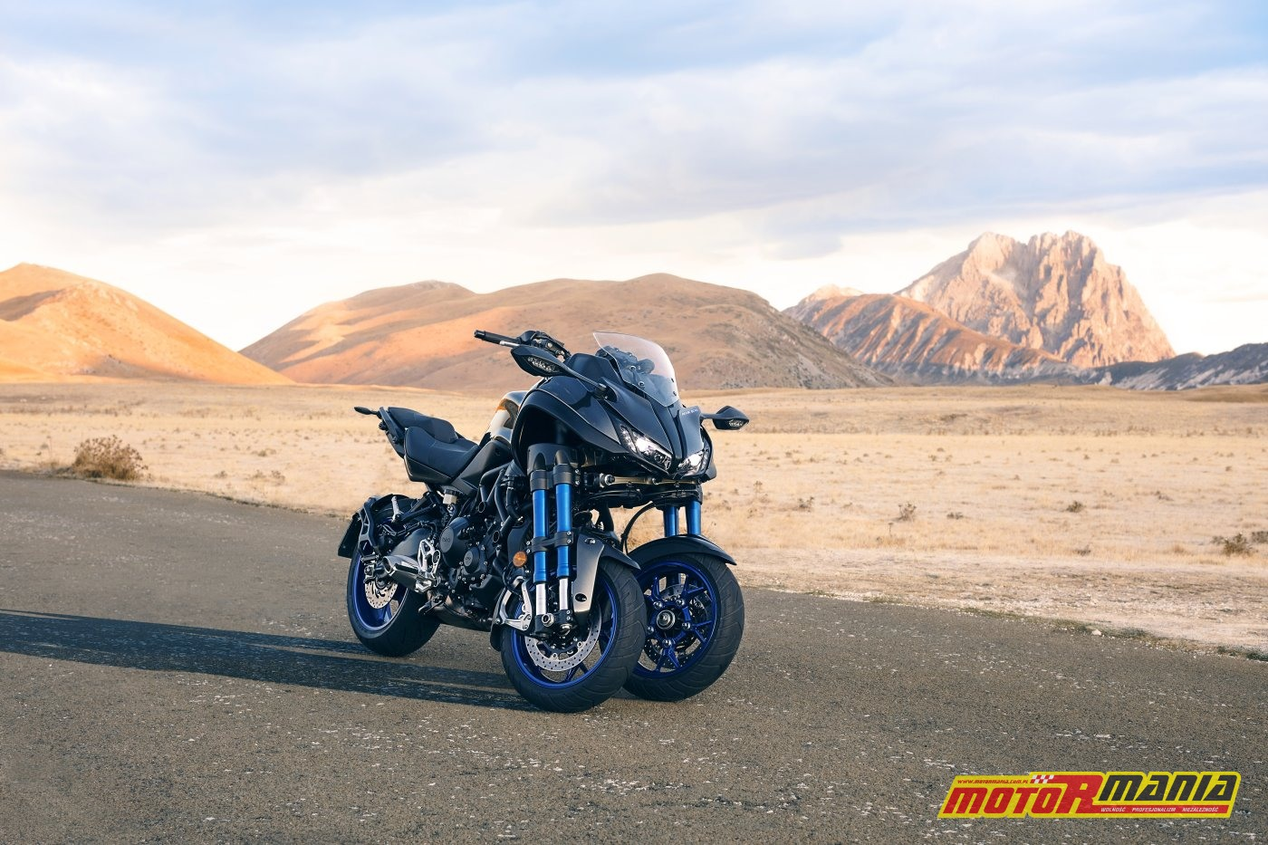 Yamaha Niken MXT850 2018 (35)