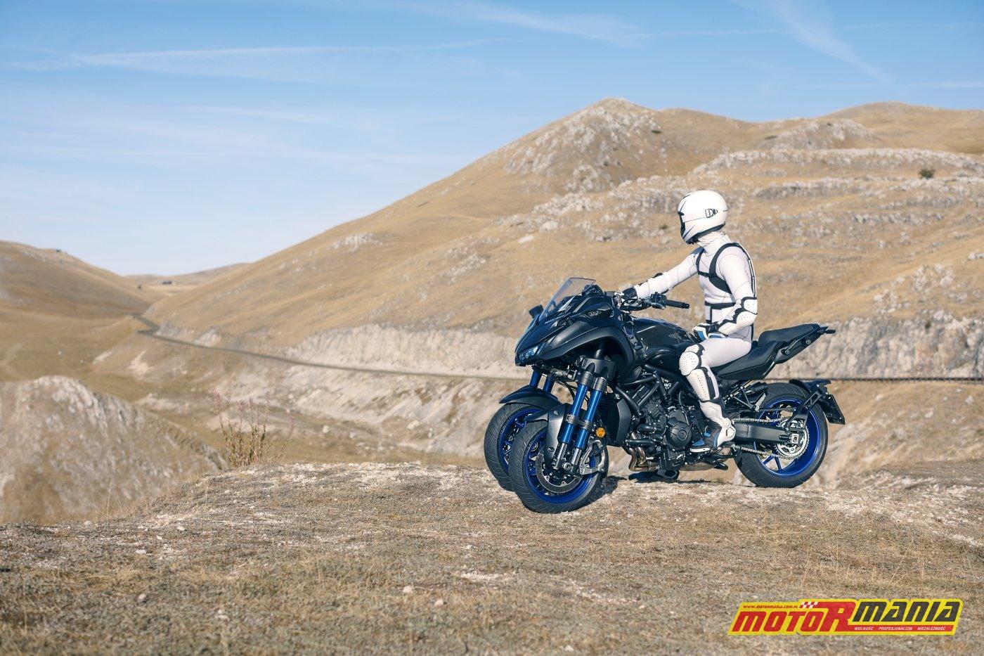 Yamaha Niken MXT850 2018 (37)