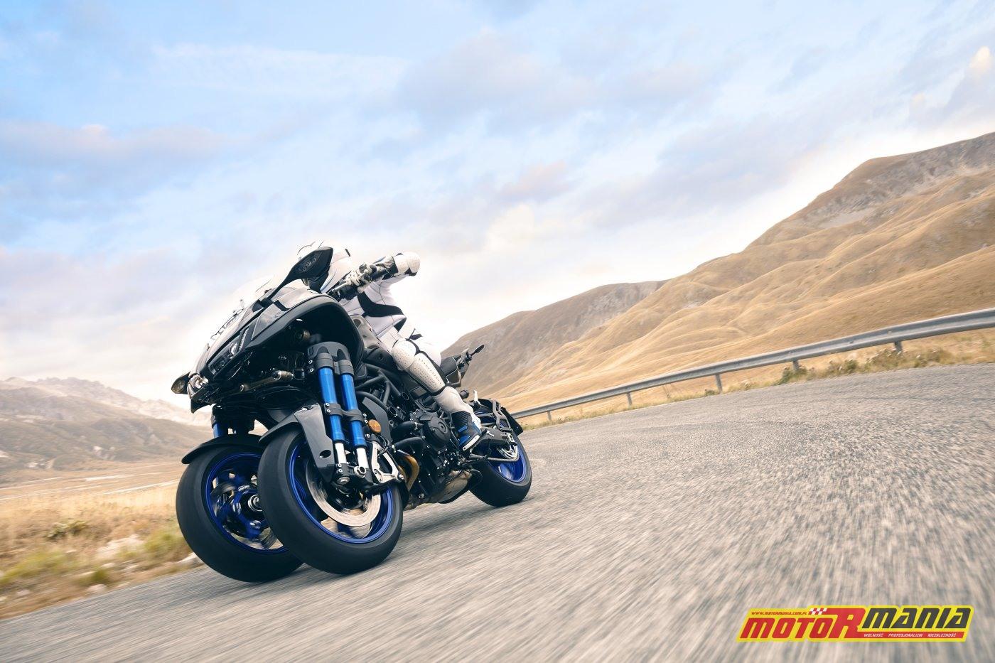 Yamaha Niken MXT850 2018 (4)
