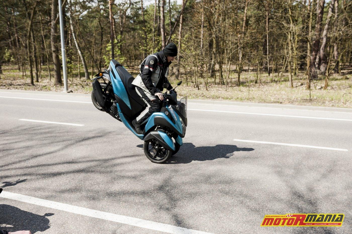 Yamaha Tricity 125 test motormania - fot Tomazi_pl (14)